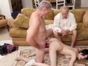 Old women fuck young and man She even gets bootie plumb