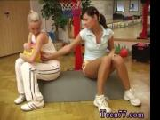 Lesbian first time seduced Cindy and Amber pounding eac