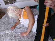 Marie McCays milf pussy fucked hard by Alex