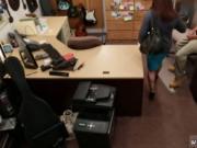 Anal cumshot compilation MILF sells her husband's stuff