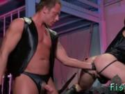 Gay men fisted and cumming first time Brian Bonds goes