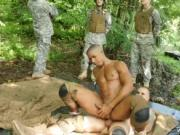 Army males black hairy cock photos gay Jungle nail fest