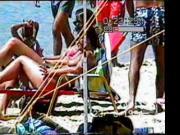 Greek Beach Voyeur Skiathos 1995