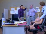 Kagney Linn Karter fuck by her boss hard