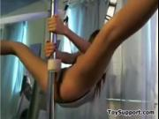 19 Year Old On Her Sex Swing