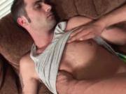 This dude has big sex urge for big cocks! 2 by GuyCreep