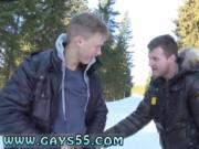 Gay public shower movies Anal Sex Resort!
