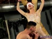 Naked hairy muscle bondage gay Ultra Sensitive Cut Cock