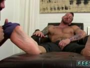 Gay penetration porn movieture Ricky is guided and forc