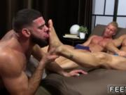 Gay sex movie feet and free clip foot worship Ricky Hyp