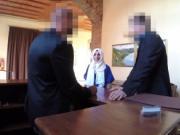 Wife handjob husband Meet fresh luxurious Arab gf and m