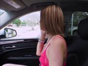Kendall Kross offers a bj to a stranger for money