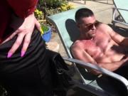Small tits tranny anal bangs dude