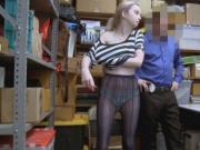 Suspect caught concealing got fucked