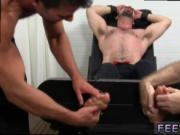Feet emo fetish gay Dolan Wolf Jerked & Tickled