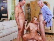 Teen and old man outdoor Frannkie And The Gang Tag Team