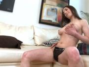 XXX action with sexy gal