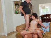 Daddy desires first time More 200 years of manmeat for