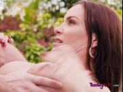 Sexy Cougar Diamond Foxxx Gets Her Pussy Rammed