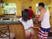 Amature teen orgy Holly Hendrix Has Some Fun With Her D