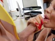Marc Rose got his cock suck deep throat