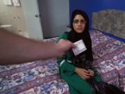Arab ex girlfriend gets banged in hotel room