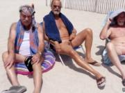 Bi old men first time Staycation with a Latin Hottie