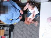 Cute teen theft screwed by LP officer