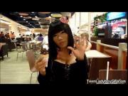 Pattaya Teen Ladyboy Princess!