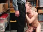 Police boys gay porno first time 22 year old Caucasian