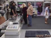 Natural amateur wife Hot Milf Banged At The PawnSHop