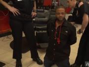 Black booty talk Robbery Suspect Apprehended