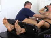 Cute boys foot gay porn Cristian Tickled In The Tickle