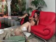 Sexy mature slut gets her pussy licked by OldNYoungLesb