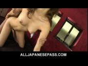 Daiya Nagore - Hairy Pussy Japanese Teen Sandwiched