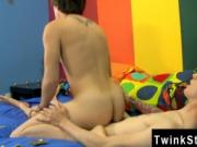 Hot twink Chris Jett and Jordan Long can't reminisce a