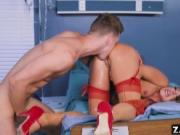Adriana Chechik anal fuck doggystyle by Markus Dupree