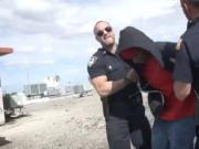 Hairy nude male police gay first time Apprehended Break