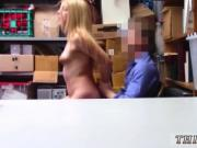 Sexy blonde cop and good slut xxx LP Officer witnessed