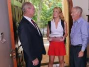 Bree olson fucks old Frankie And The Gang Tag Team A Do