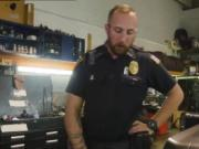 Gay men cops kissing xxx Get poked by the police