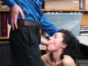 Ebony cop booty and blonde police officer threesome xxx