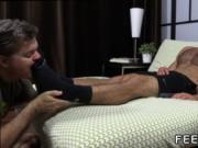 Young boy feet worship galleries gay Ricky Larkin Shoot