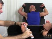 Free male feet gay porn xxx Jock Tommy Tickle d