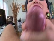Titfuck and bang for a pornstar