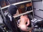 Gay army pawn and mens public cock Dungeon sir with a g