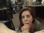 Tongue teasing cumshot compilation Pawnstar meets a roc
