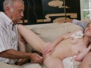 Young couple old man hd and hot sex Online Hook-up