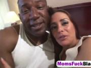 Cheyenne Hunter MILF striking monster black dick