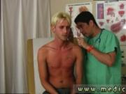 Medical young teen exam tube gay first time Dr. Phinger